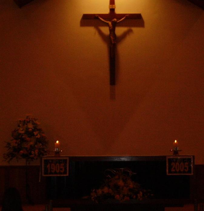 St  John's Roman Catholic Community, Stevenston, Ayrshire
